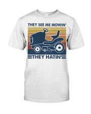 Farmer Life Classic T-Shirt thumbnail