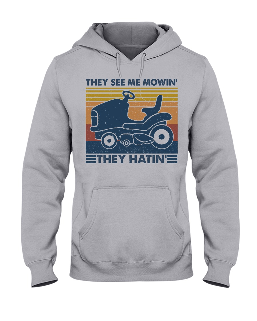 Farmer Life Hooded Sweatshirt