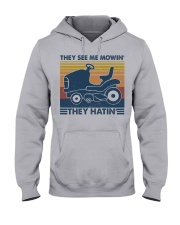 Farmer Life Hooded Sweatshirt front