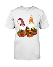Halloween is coming Classic T-Shirt front