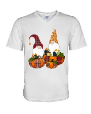 Halloween is coming V-Neck T-Shirt thumbnail