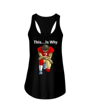 LIMITED EDTITION Ladies Flowy Tank thumbnail