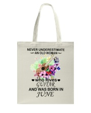 OLD WOMAN 6 Tote Bag thumbnail
