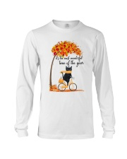 Autumn Cats Long Sleeve Tee thumbnail
