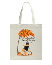 Autumn Cats Tote Bag thumbnail