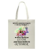 OLD WOMAN 10 Tote Bag thumbnail