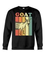 Goat Wb8f0 Goat Shirt Farmer Shirt Crewneck Sweatshirt thumbnail