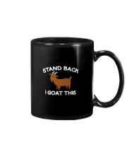 I Goat This Cmd5o Goat Shirt Farmer Shirt Mug thumbnail