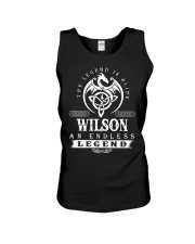 WILSON Tshirt Unisex Tank thumbnail