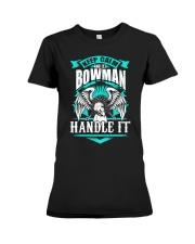 BOWMAN Premium Fit Ladies Tee thumbnail