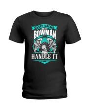 BOWMAN Ladies T-Shirt thumbnail