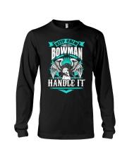BOWMAN Long Sleeve Tee thumbnail