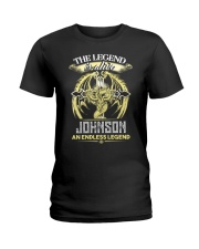 JOHNSON Ladies T-Shirt thumbnail