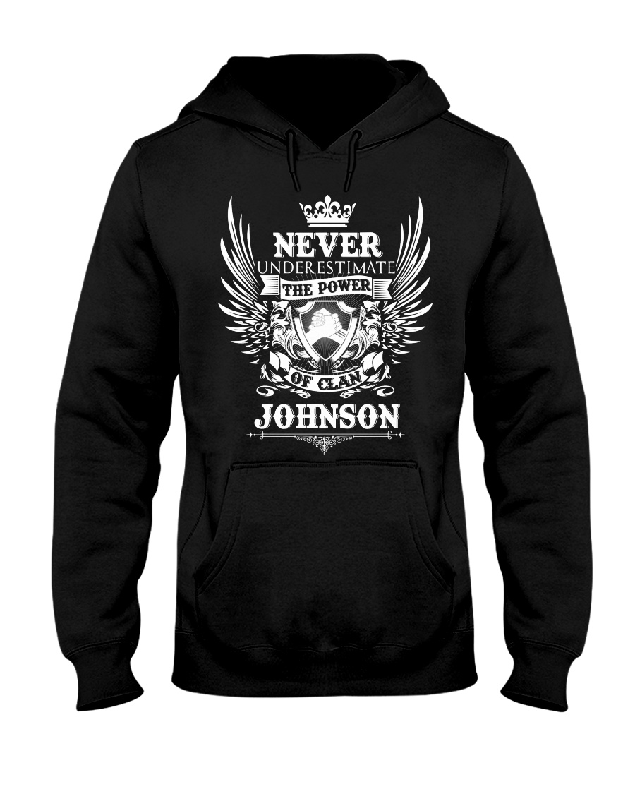 JOHNSON Hooded Sweatshirt