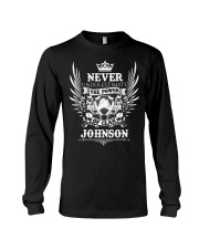 JOHNSON Long Sleeve Tee thumbnail