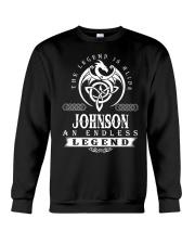 JOHNSON Crewneck Sweatshirt thumbnail