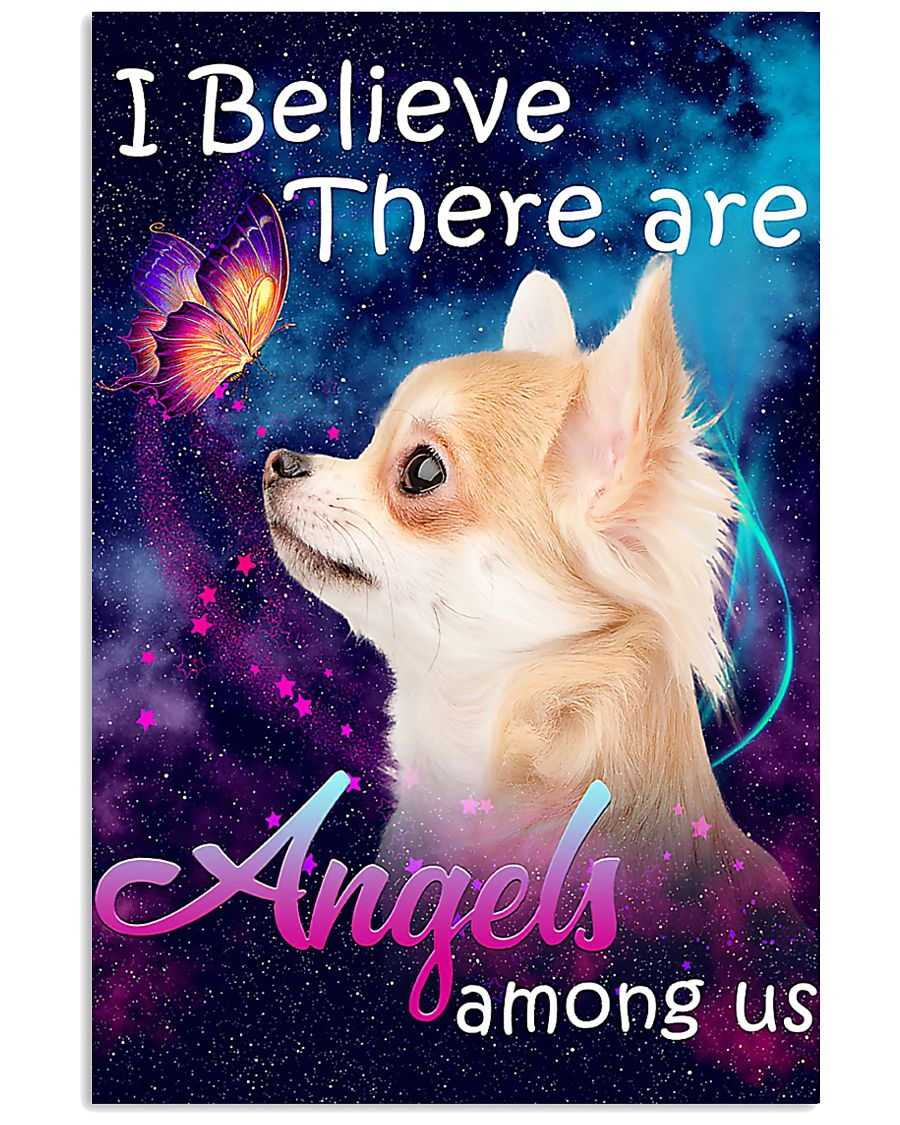 I Believe There Are Angels Among Us 11x17 Poster
