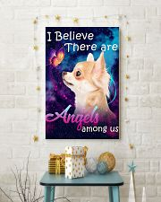 I Believe There Are Angels Among Us 11x17 Poster lifestyle-holiday-poster-3