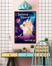 I Believe There Are Angels Among Us 11x17 Poster lifestyle-poster-6