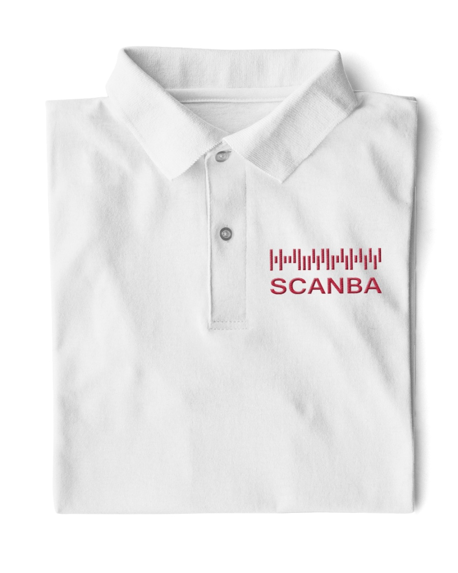 SCANBA Shop Classic Polo