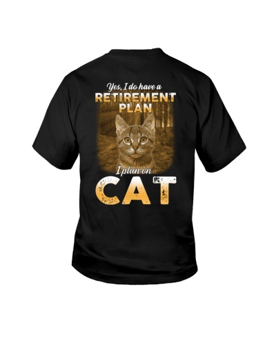 yes i do have a retirement plan i plan on cat