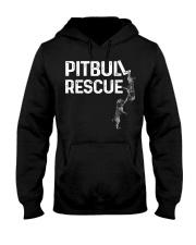 PitBull REscue Hooded Sweatshirt thumbnail