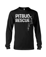 PitBull REscue Long Sleeve Tee thumbnail