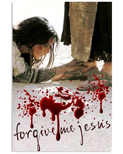 forgive me jesus