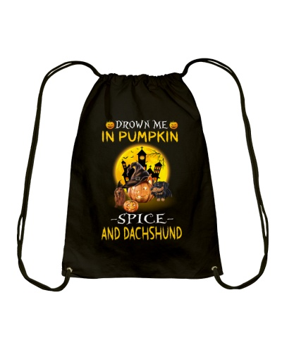 drown me in pumpkin spice and dachshund