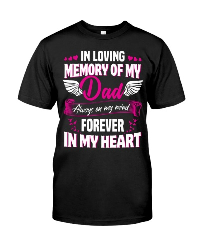 in loving memory of my dad always on my mind forev