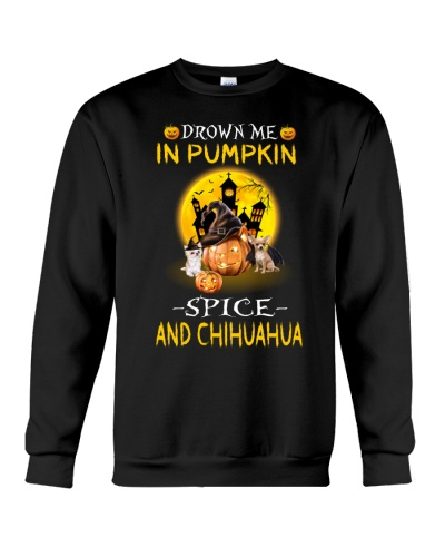 drown me in pumkin spice and chihuahua