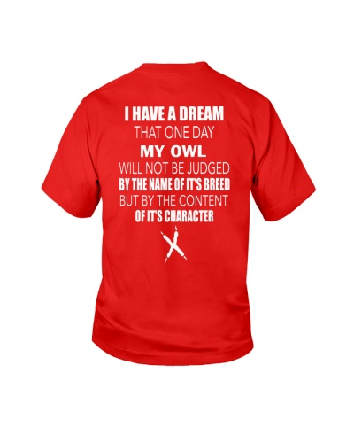 i have a dream that one day my owl