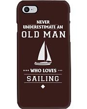 Old Man Loves Sailing Phone Case thumbnail