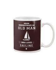 Old Man Loves Sailing Mug thumbnail