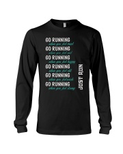 GO RUNNING Long Sleeve Tee thumbnail