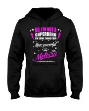 Superhero - Melissa Hooded Sweatshirt thumbnail