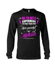 Superhero - Melissa Long Sleeve Tee thumbnail