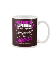 Superhero - Melissa Mug thumbnail