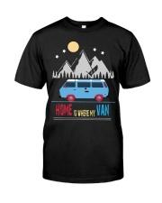 VANLIFE T-SHIRT Classic T-Shirt front