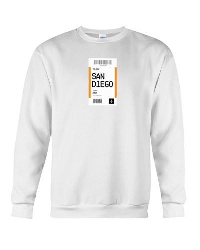 City T-shirt San Diego