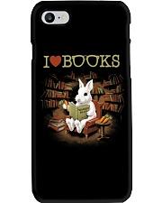 I LOVE BOOKS Phone Case thumbnail