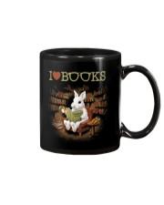 I LOVE BOOKS Mug thumbnail