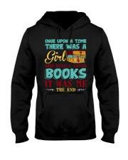 THERE WAS A GIRL Hooded Sweatshirt thumbnail