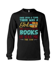 THERE WAS A GIRL Long Sleeve Tee thumbnail