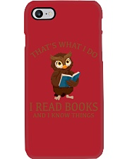 I READ BOOKS 10 Phone Case i-phone-7-case