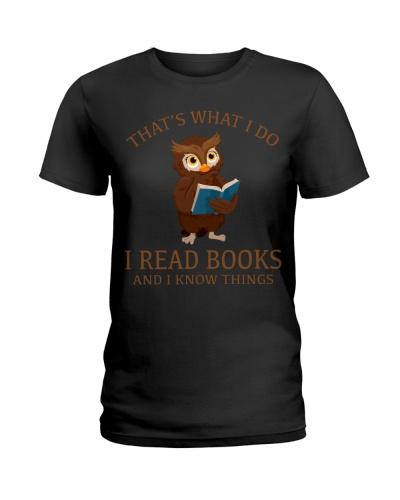 I READ BOOKS 10