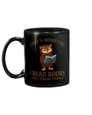 I READ BOOKS 10 Mug back