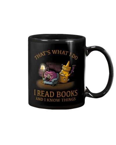 I READ BOOKS 6