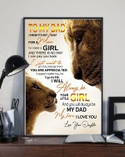 TO MY DAD 24x36 Poster lifestyle-poster-2