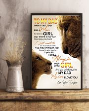 TO MY DAD 24x36 Poster lifestyle-poster-3